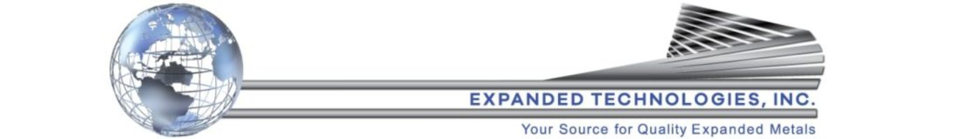 Expanded Technologies, Inc | Quality Expanded Metals